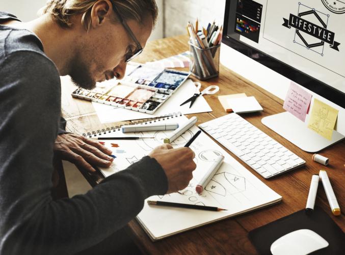 イラストやデザインが描けるなら素材サイトへ登録を