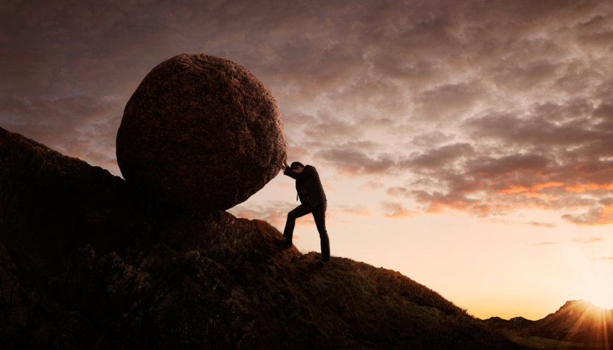 努力すればできると断言することは非常に危険です。