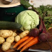 冷蔵庫に入れない野菜って?