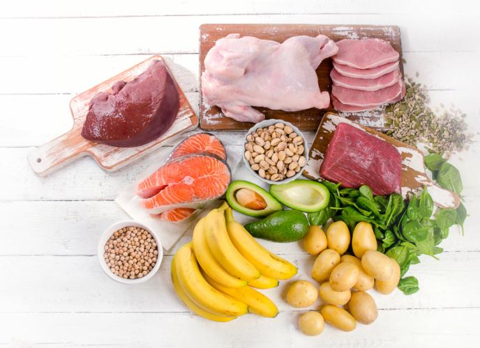 肌荒れ解消におすすめの食品類