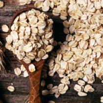 炭水化物は玄米かオートミールを選ぼう。
