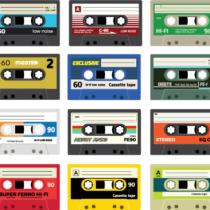 カセットで音楽を残す際は保存状態に注意