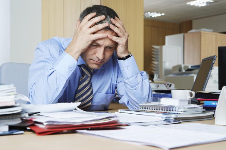 女性以上に男性はストレスとの付き合い方が重要