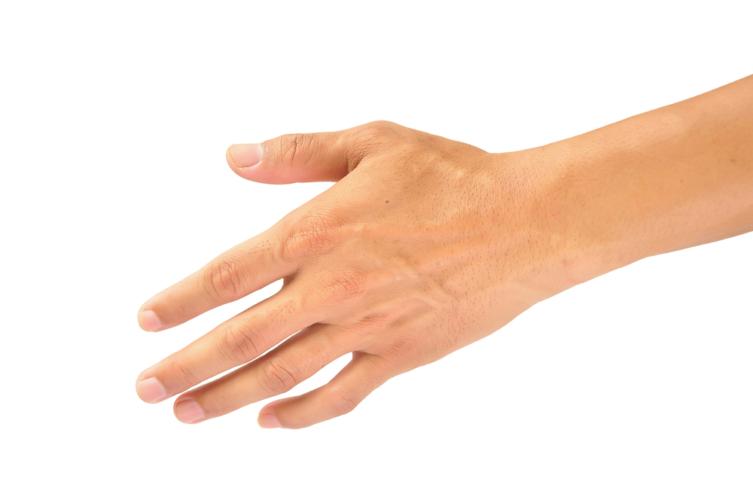 フェチの代表格、手フェチ