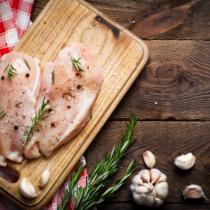鶏の胸肉やササミ以外の筋肉食材をご紹介します。