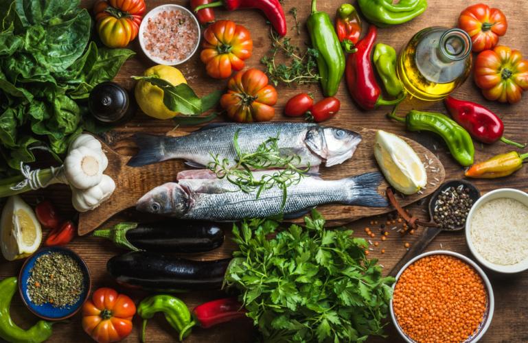 地中海食ダイエット