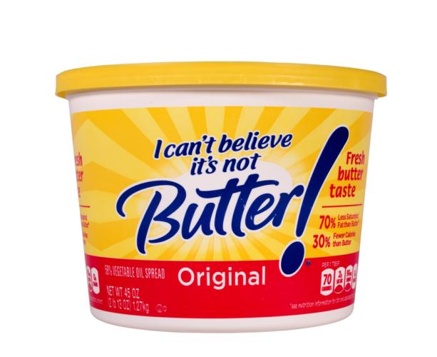 バターの消費を復活するべきなのでは…