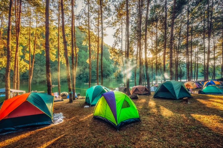 定期的に家族でキャンプをしてみましょう。