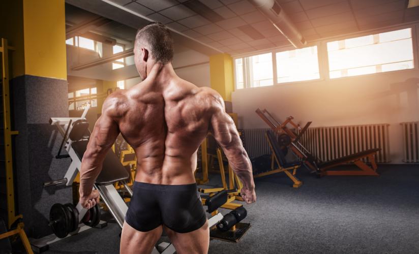 なぜ背中の筋肉がしょぼいままなのか