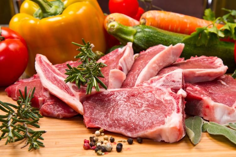 旨味も栄養価もナンバーワンの牛サーロイン
