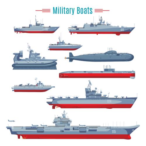 戦艦とは一体なに?