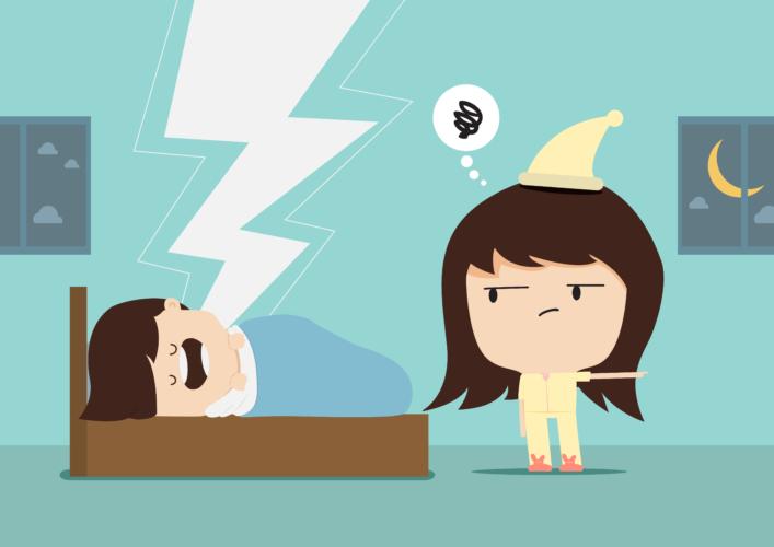 いびきが自分にとって死活問題となる場合もあります。