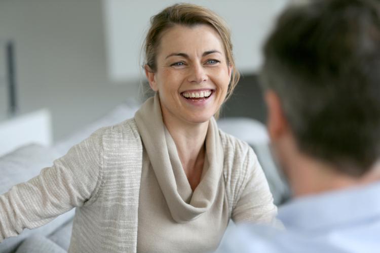 いかにして女性に楽しくしゃべってもらえるかを心がけることが最重要