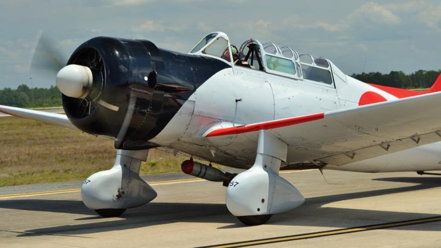 空母機動部隊が実戦で活躍した時代として知られるのが第二次世界大戦当時