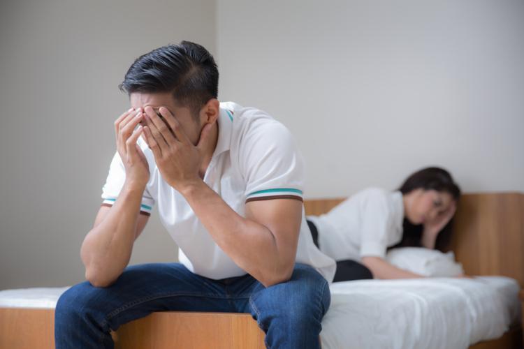 うつ病になったことで起こり得るセックスへの影響