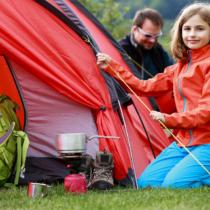 春夏の家族レジャーはキャンプがおすすめ