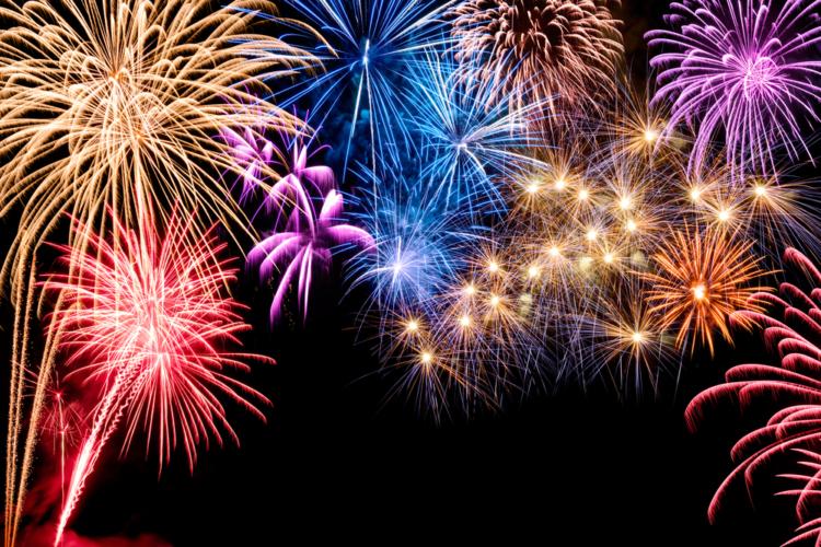 5月27日に行われる花火大会です。