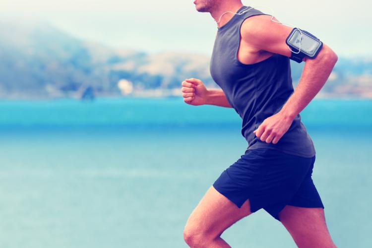 一日20分程度のジョギングから始めると効果的です。