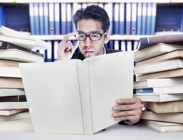 「読書をする」と構えずに、単なる「情報収集手段の一環」として選択肢に入れる程度の感覚で読めばよい