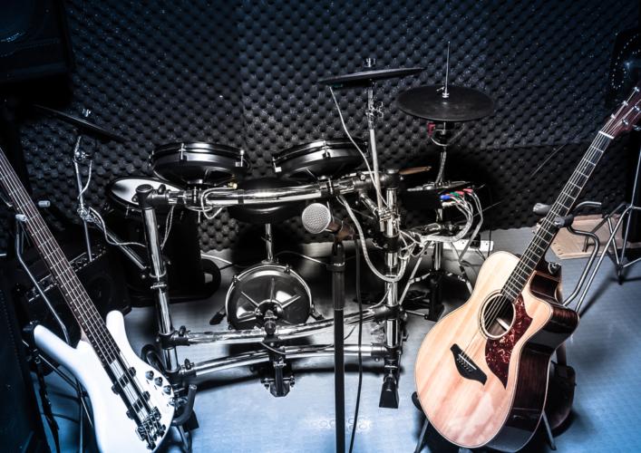 ドラムが上手くなりたいなら今すぐバンドを組もう