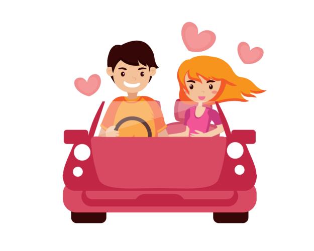 外車の中には、日本の女子をターゲットにしているかのようなかわいい限定車がある