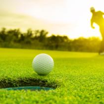 ゴルフでよく例えられる表現