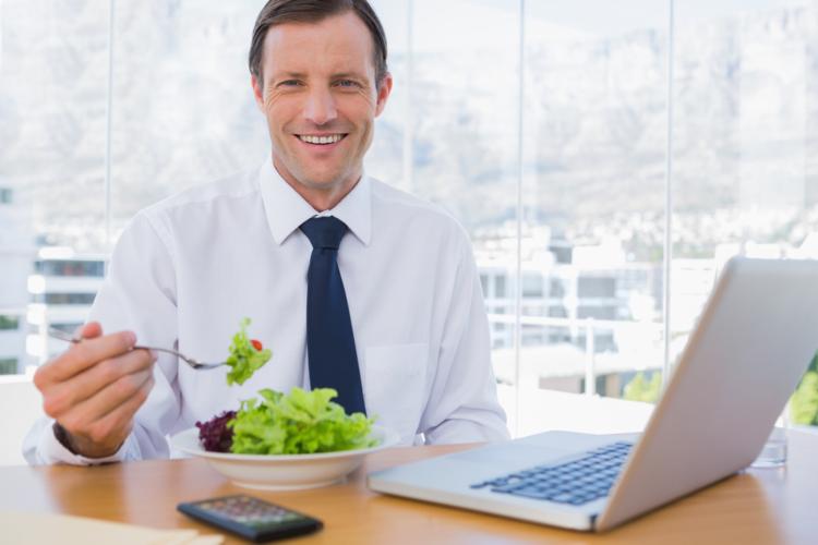 食生活を見直し、栄養のバランスを整える