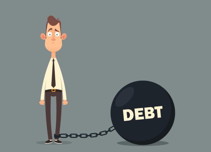 カードローンは紛れもない借金。