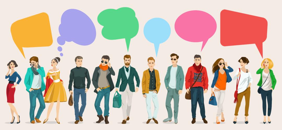 ファッションはコミュニケーションツール