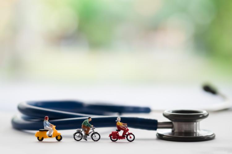 自転車保険を義務付けられている自治体もある