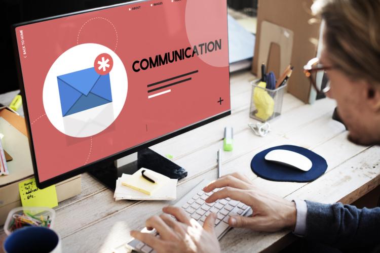 メール本文の大半は定型化できる