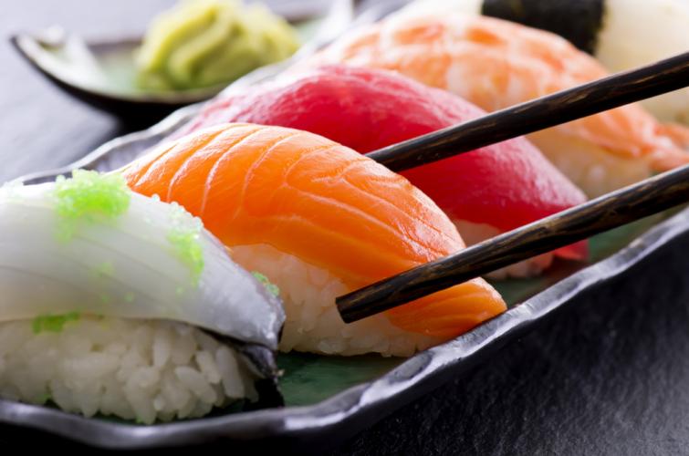 回転寿司では学べない鮨の食べ方