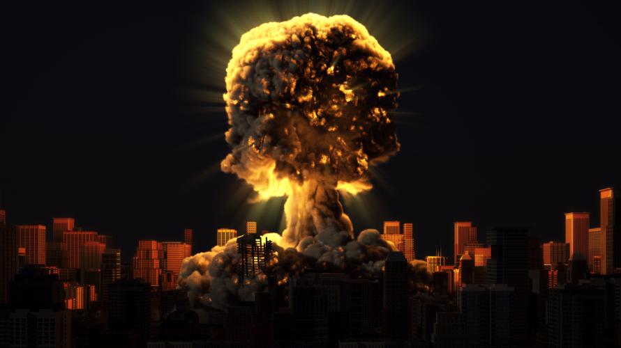 核戦争には全面核戦争と限定核戦争がある