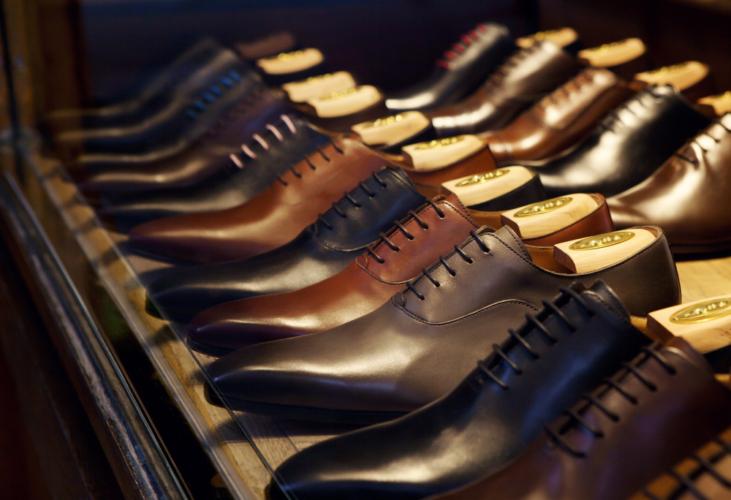 靴はお洒落のバロメーター