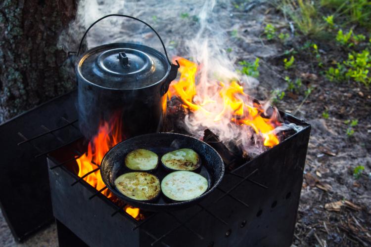 キャンプで火を使うときの心得