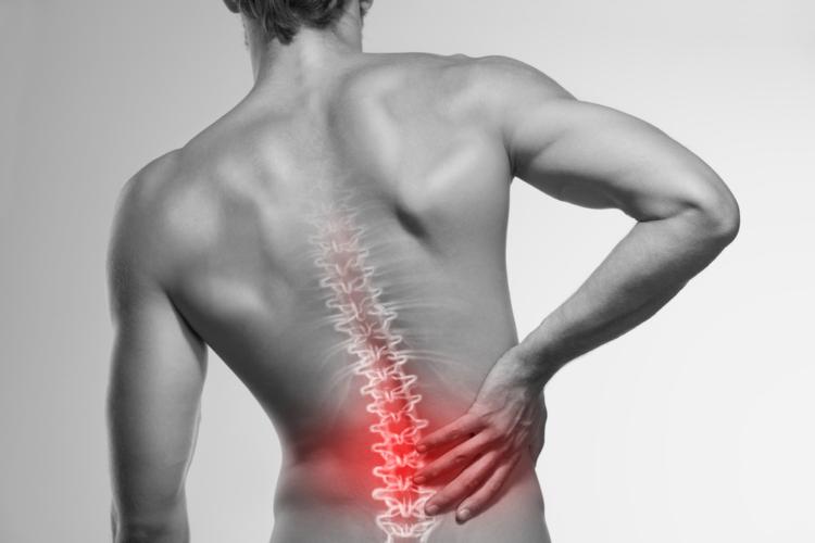 腰痛にはウォーキングと腹筋