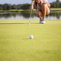 ゴルフツアーを生観戦する意味は