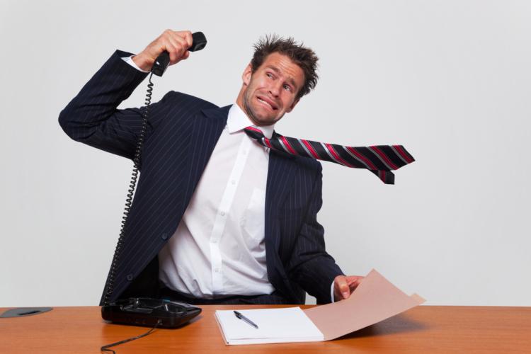 嫌な仕事は先延ばしせずにさっさと片づけてしまいましょう。