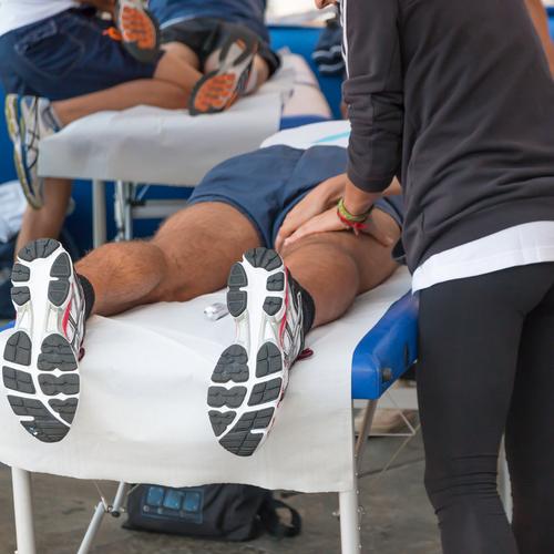 長引く筋肉痛は単なる怪我