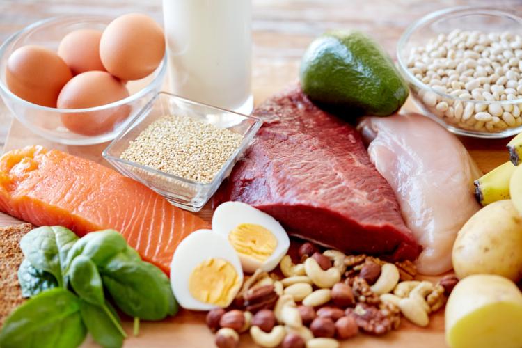 重要なのは高タンパク質!