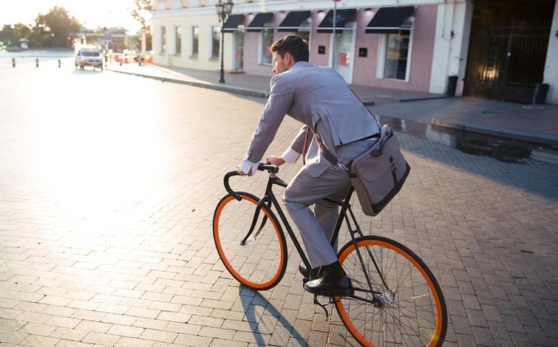 自転車も乗り過ぎると危険