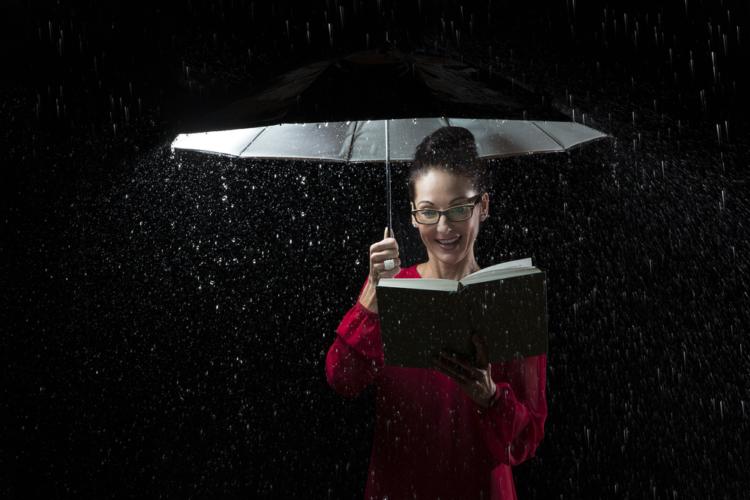 梅雨シーズンが似合う本だけを挙げました。