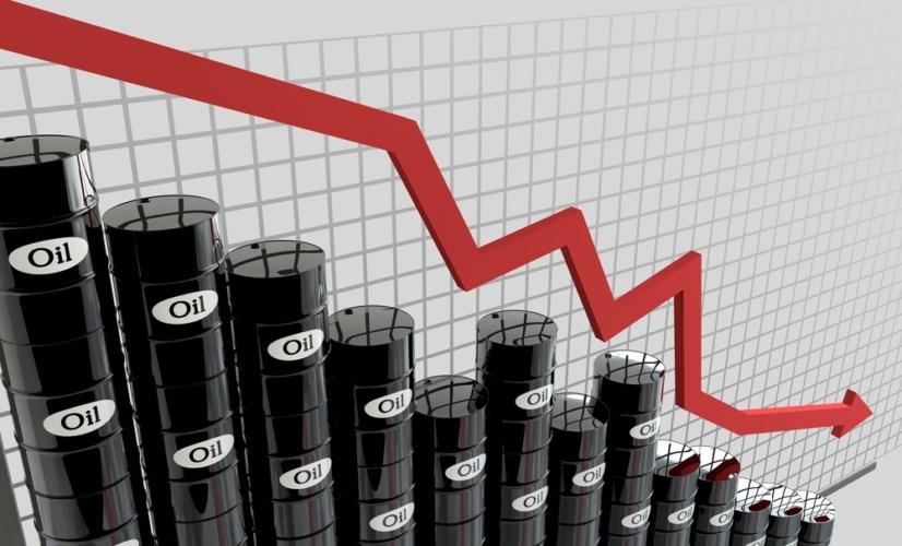現在唯一元気なしの原油価格市場