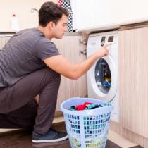 几帳面な男性であれば、おそらく洗濯は向いているかと思います。