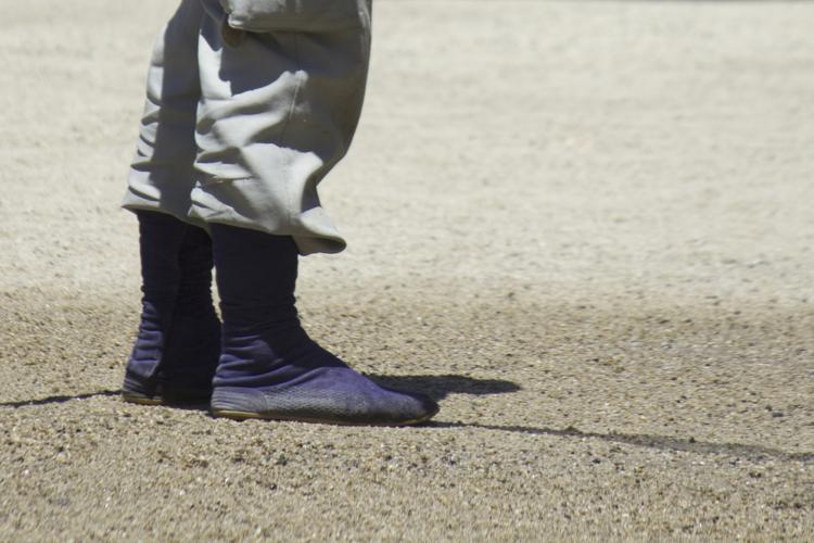 脚は体とウェイトを支える重要な土台です。
