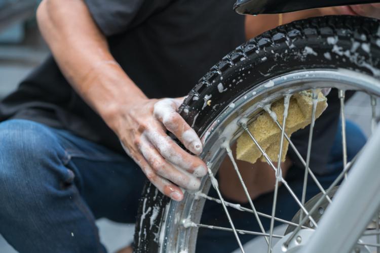 サイクリングの前に基本的な安全点検