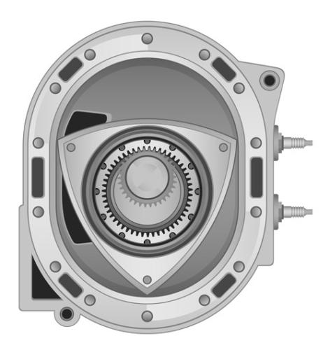 現在でも新型のロータリーエンジンの研究開発自体は続いている