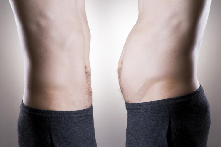 痩せすぎには要注意