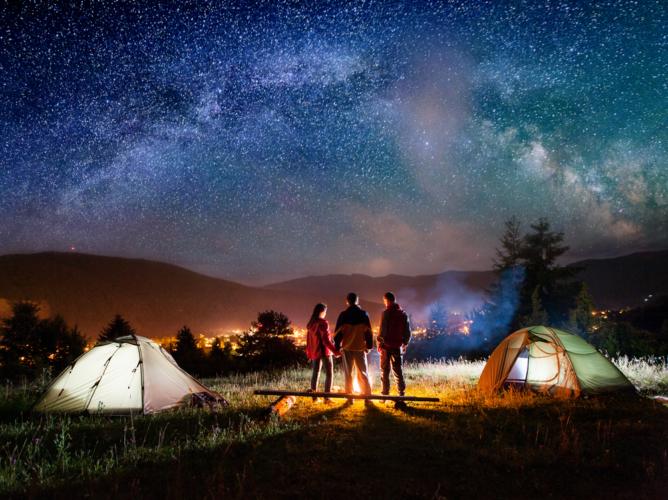 キャンプ場の施設から選ぶ