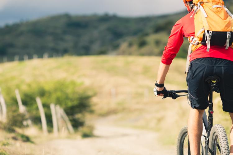 サイクリングの準備